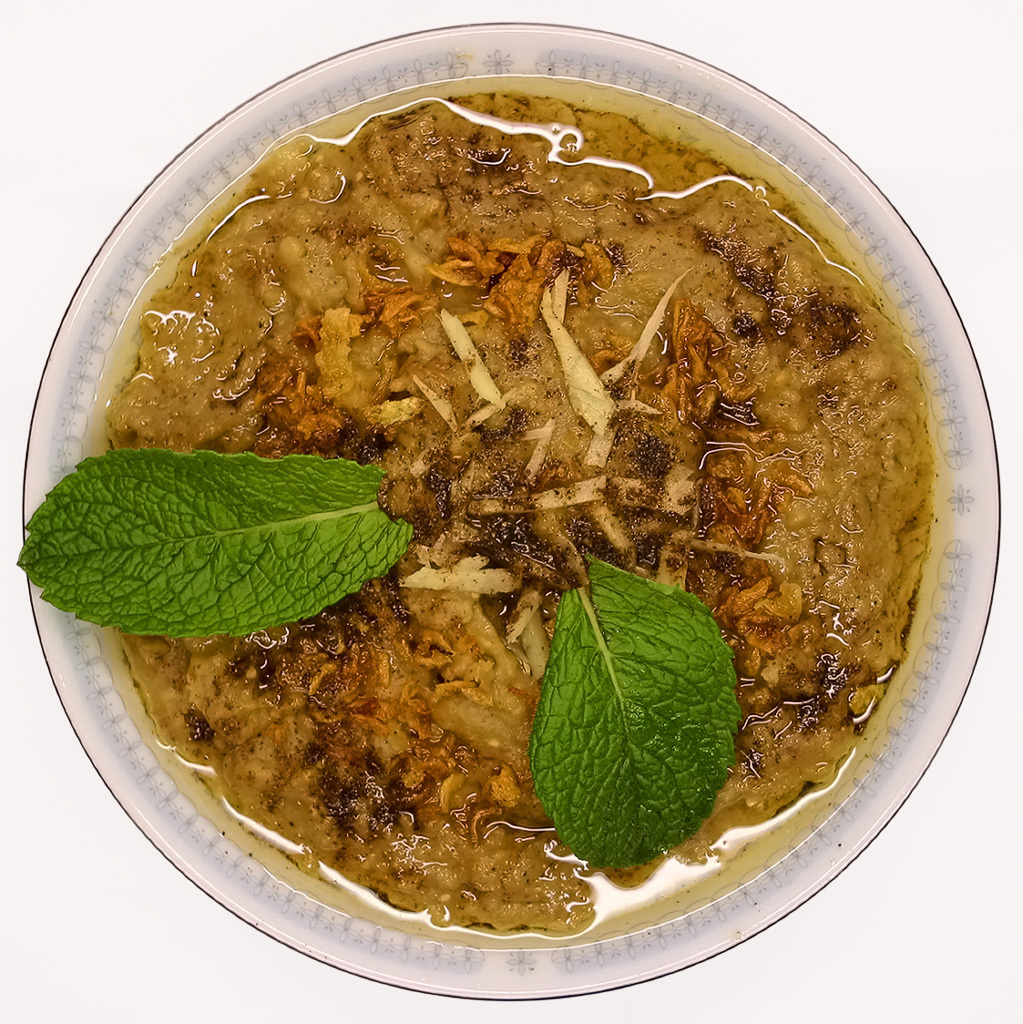 Pakistani Haleem recipe