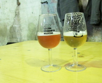 Olutta lahden takana - Tallinn Craft Beer Weekend 2016