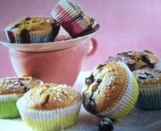 Blueberry Muffins ♥