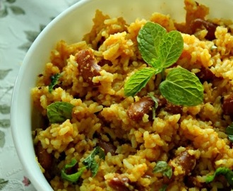 Rajma Chawal - How to make Rajma Chawal