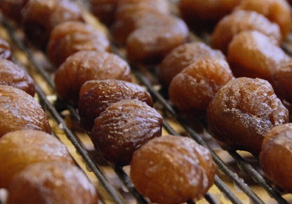 How to make your own candied chestnuts