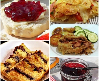 Fab Food 4 All Highlights of 2015 + 30 Food Bloggers' Most Popular Recipes