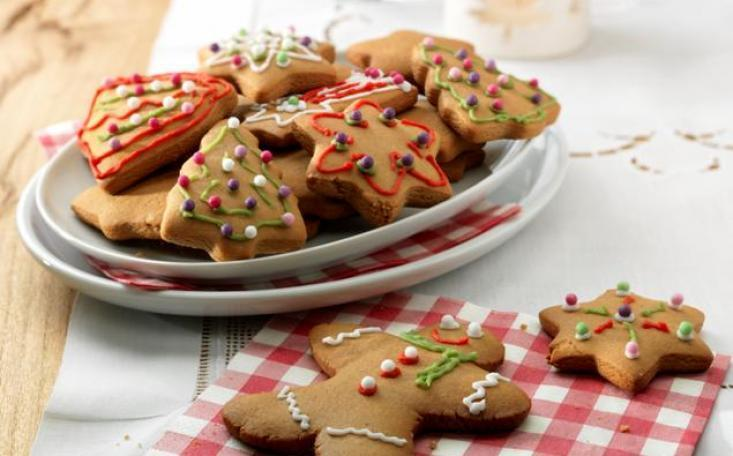 Christmas Ginger Biscuits Recipe