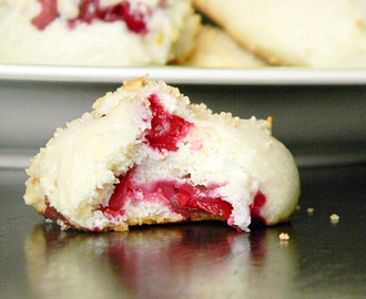 Cranberry Yogurt Cookies #ChristmasWeek
