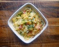 * Vegetable Macaroni Cheese Bake {Meatless Mondays}