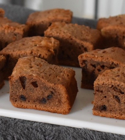 Tony's Chocolonely Brownies