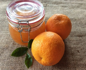Whisky Honey Seville Orange Marmalade