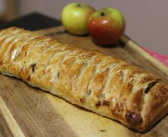 Sausage Plait Recipe - Sausage, Fennel, Onion and Apple Plait