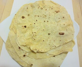 Homemade Indian Bread