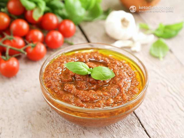 Low-carb Marinara Sauce