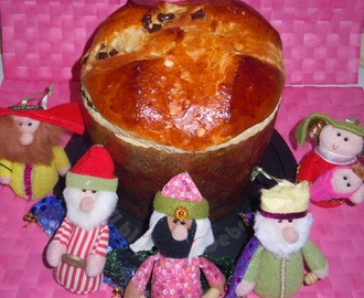 PANETTONE (THERMOMIX)