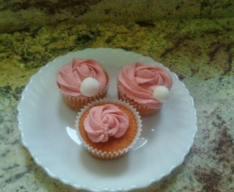 Cupcakes sabor CHICLE!!!!