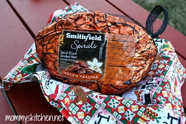 Southern Ham Salad & Smithfield Spiral Sliced Ham {Giveaway Closed}