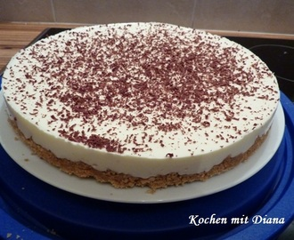 Cheesecake ohne backen/ Cheesecaake without baking