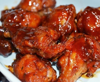 Chicken Buffalo Wings (Pinoy Style)