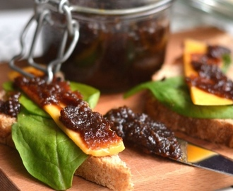 Bacon jam recept