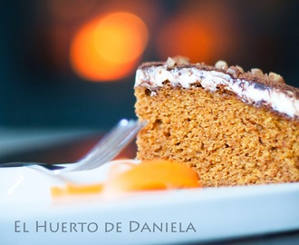 Carrot Cake (con Thermomix)