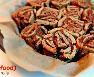 Breakfast of Champions: Superfood Cinnamon Rolls