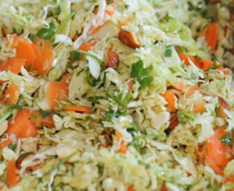 Asian Slaw by Mary Berry