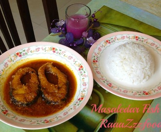 Masaledar Fish Curry