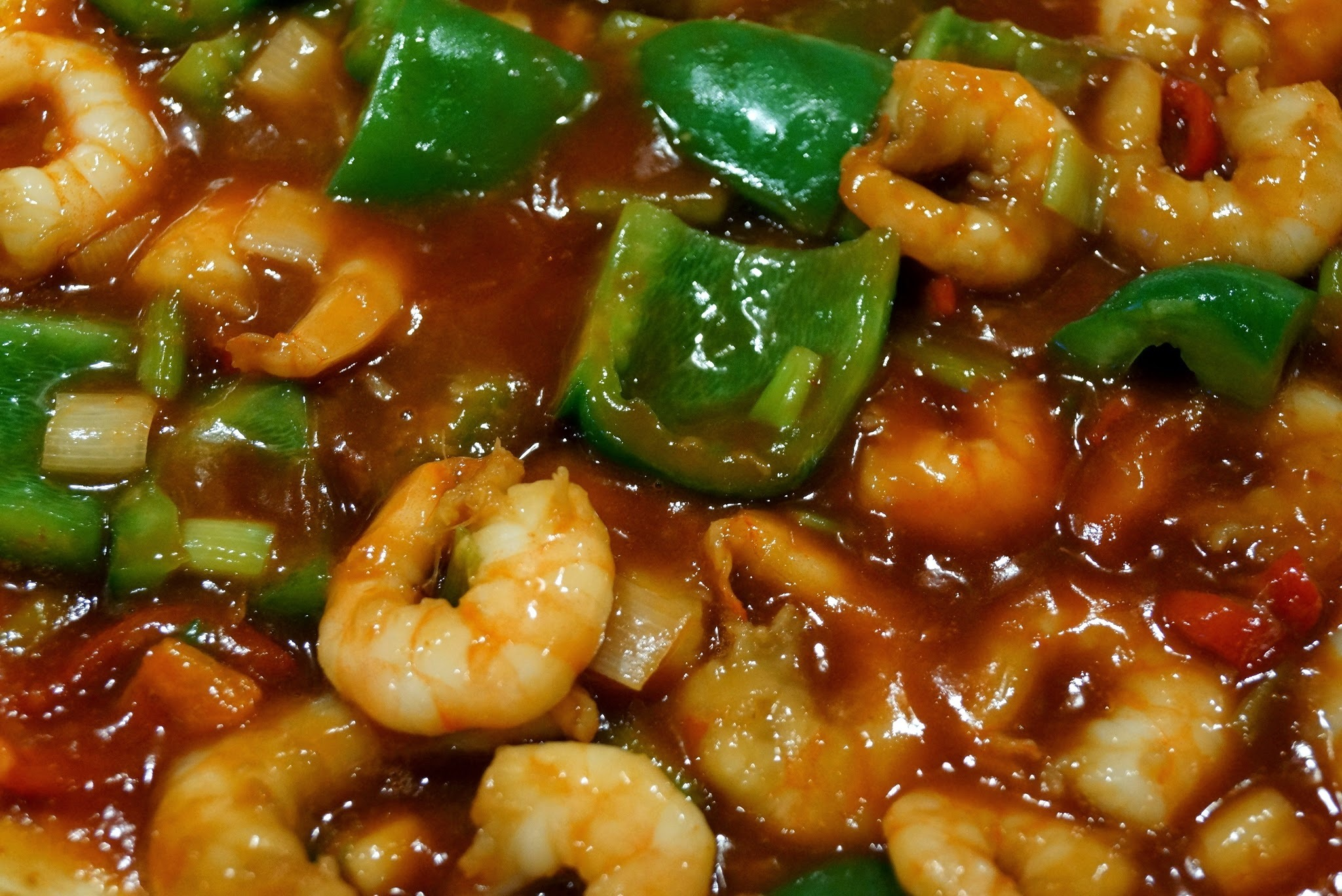 RECIPE: Chilli Prawns