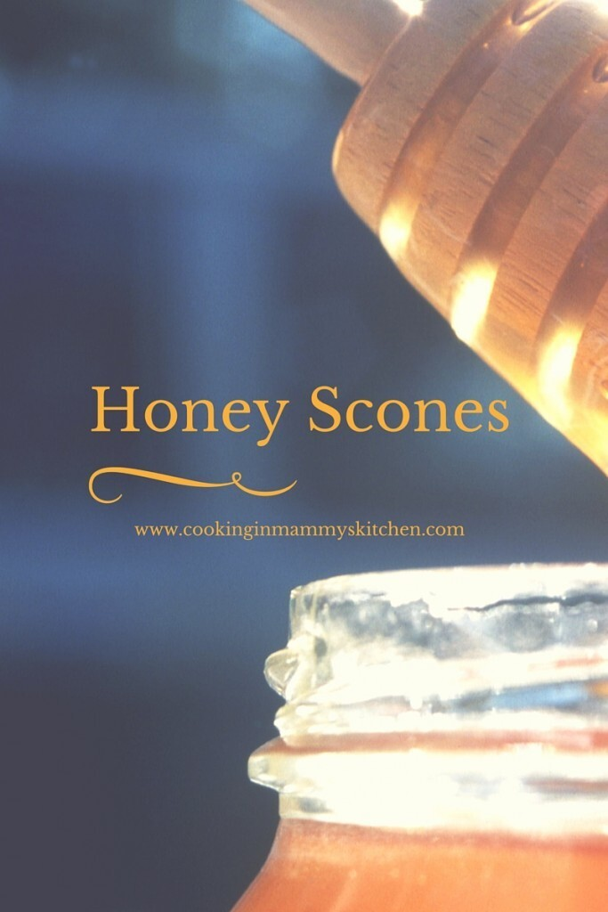 Honey Scones