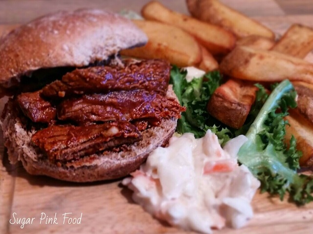 Recipe:- Special Slow Cooked Pulled BBQ Beef Brisket