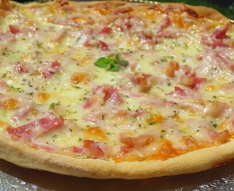 Pizza Competencia Thermomix