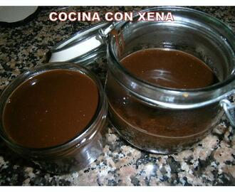 Leche condensada chocolateada...en TH
