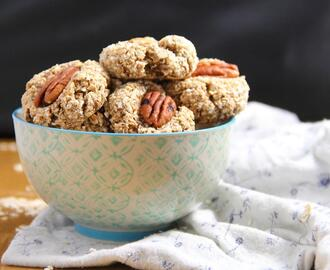 Banana & Oat Breakfast Biscuits + A Flahavan's Giveaway
