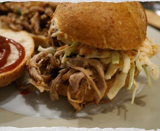 Southern style pulled pork – a Jamie Oliver recipe