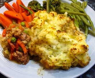 Slimming World Shepherd's Pie
