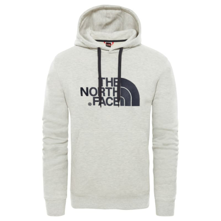 The North Face Men's Drew Peak Pullover Hoodie Herr Tröja Grå L