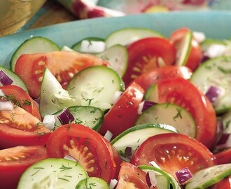 Top 3 Healthiest Cucumber Salad Recipes