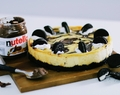 RECIPE: NUTELLA & OREO CHEESECAKE