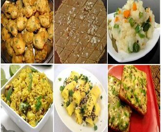 Healthy Indian recipes for Lazy housewives