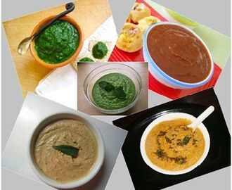 Indian recipes to make Tasty Chutney