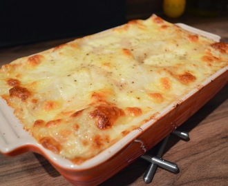 Lasagne with Lea & Perrins