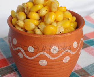 Spicy Masala Sweet Corn