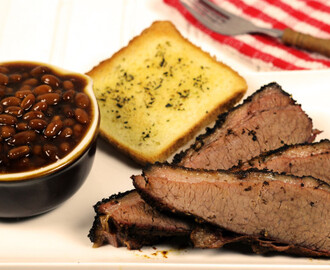 Smoked Beef Brisket: Texas BBQ Classic