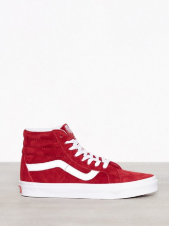 VANS Ua SK8-Hi Reissue High Top Red