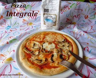 Pizza integrale