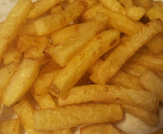 Pommes Frites – Triple Cooked Fries