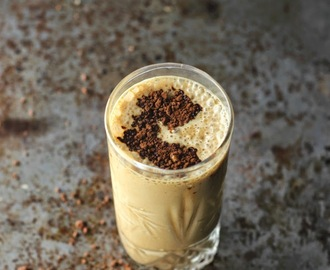 Cafe Frappe, CCD Style Cold Coffee