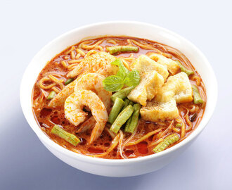 Penang Hawker Food - Penang Curry Noodle Recipe