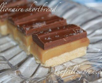 12 Days of Christmas, Day 3: [Recipe] Millionaire Shortbread