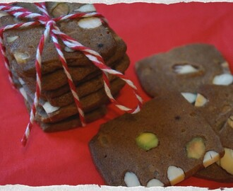 Danish Christmas cookies – Brunkager