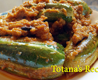 Doi Potol/ Dahi Parwal Bengali Vegetarian Recipe_ Totana's Recipe