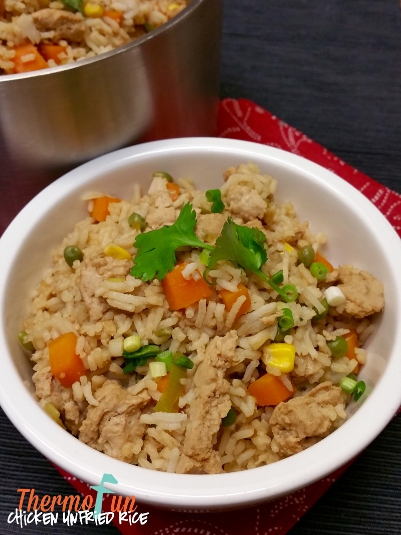 Chinese New Year – Chicken Unfried Rice
