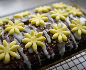 Elderflower and Lemon Loaf Cake